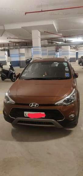 Hyundai i20 Active 2017 Petrol Excellent Condition 23500 km driven