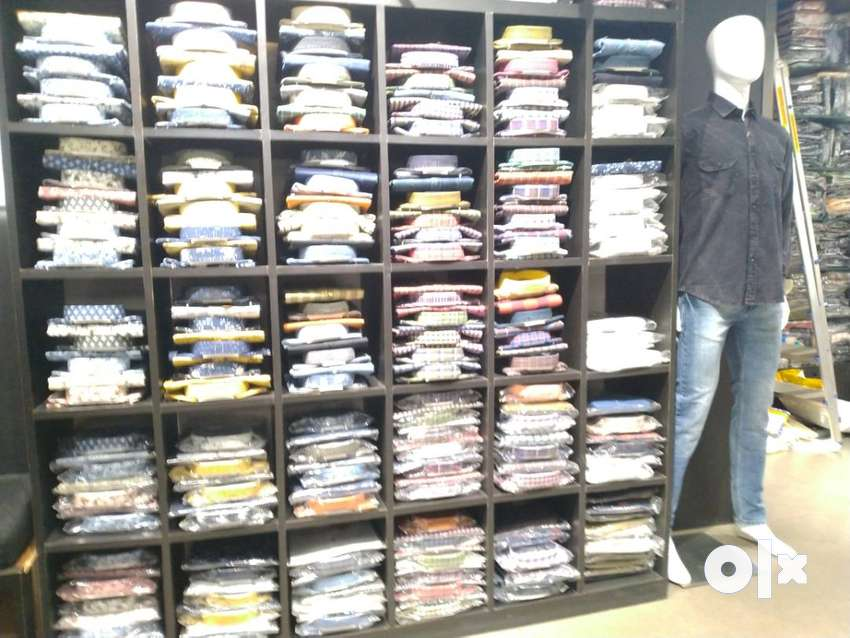 Required salesmen helper and manager for readymade garment showroom 0