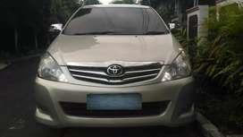Toyota Inova 2.0 V-Luxury 2009/2010