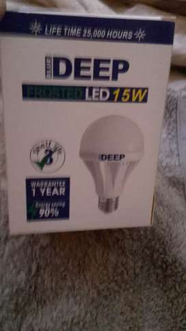 Deep led bulbs cool warm 139/-