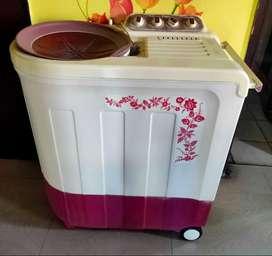 Whirlpool 8.5 kg washing machine