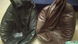 Original Lether Bean  bags  brand Cosmo