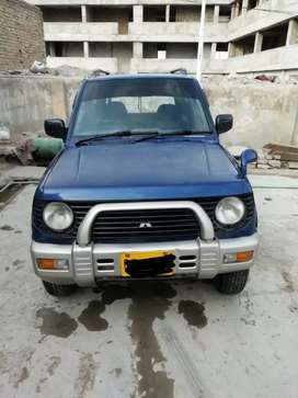 Mini pajero 1100cc urgent sale