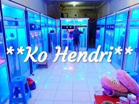 Paket depot air minum isi ulang galon mini Ko Hendri termurah
