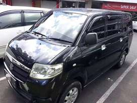 Dijual Cepat Suzuki APV GL 2012 Hitam Manual Sangat terawat dan Mulus