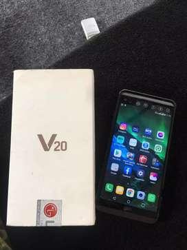 LG v20 NFC dual resmi indo