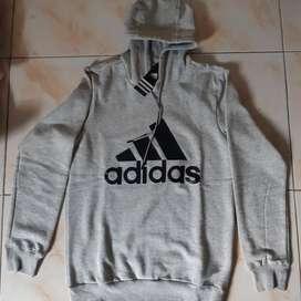 adidas Logo Hood B hoodie original - Size S