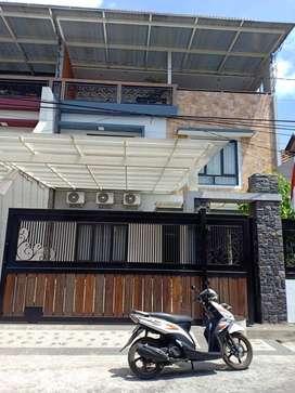 Rumah Nyaman Mewah Full Furnish Kawasan Borobudur Kota Malang