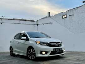 DP24jt All New Brio RS Matic 2020 Like New