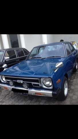 Datsun 120Y B310 retro antik mirip corolla lancer wonder accord
