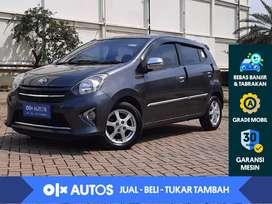 [OLX Autos] Toyota Agya 1.0 G A/T 2016 Abu-Abu