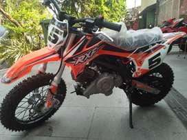 Motor trail RXF 50cc 4.tak