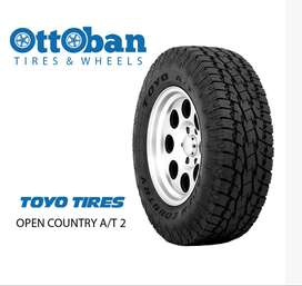 ban toyo open country AT2 265/65 R18