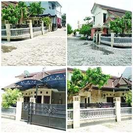 Rumah 2 lantai nyaman dan strategis dalam perumahan tamansiswa kodya