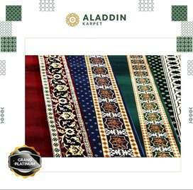 Sedia Karpet Masjid Grand Platinum Kualitas  Super