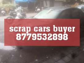 #+- vsai -& Scrap car's buyer