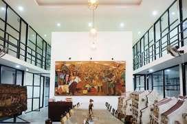 Sewa Kantor berfasilitas siap huni/ serviced Office for lease Surabaya