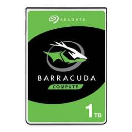 1TB Seagate Baracuda Laptop HDD SATA 6Gb/s 2.5 inch 7mm internal drive