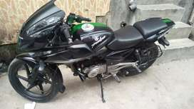 Good condition bike 220F clean bike