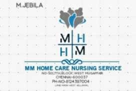 MM HOME CARE NURSING SERVICE