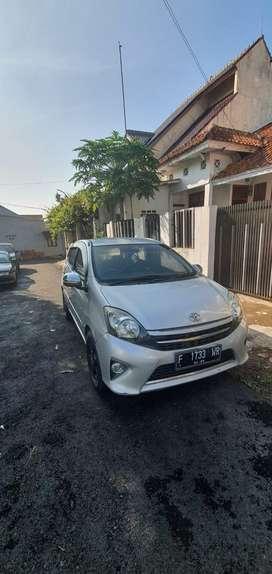 Toyota Agya 2014 Bensin