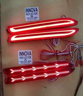 Rear Drls for Innova