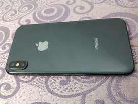 iphonex 256gb black good condition