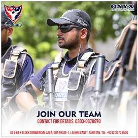 Job for Security Onyx