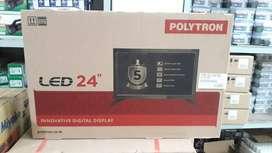TV LED POLYTRON 24 INCH 24D1852