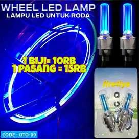 Tutup Pentil led lampu motor mobil sepeda