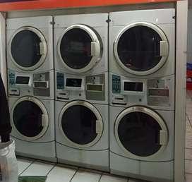 Take over /Jual mesin maytag coin laundry MLG20