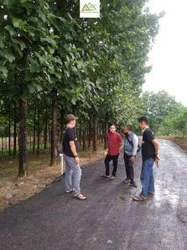 tanah murah di bogor timur Jati Indah Transyogi