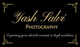 Photographer available at Good prices