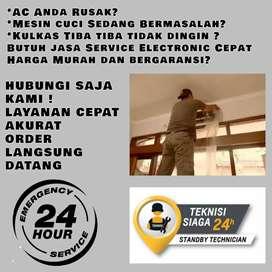 Service AC Tidak Dingin Servis Mesin Cuci Kulkas Wringin Anom Gresik