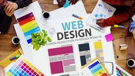 Design your Complete Business Website on affordable price