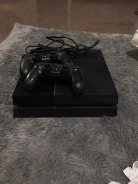 Jual PS4 2nd FAT