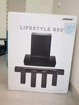 Bose lifestyle 650 home theater