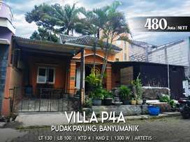 Rumah Villa P4A Pudak Payung Banyumanik,Ungaran,Transmart,TOL,UNDIP