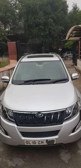 XUV 500 brand new condition scratchless  with Rs 100000 worth acces