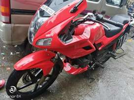 Karizma r bike good condition bettery new all pepar clear