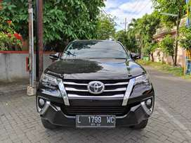 NEW FORTUNER VRZ 2.4 MATIC/AUTOMATIC/AT 2017