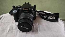 EOS Canon Digital Rebel XTI Camera