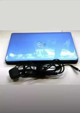 dell laptop glossy series big led disply 15.6""