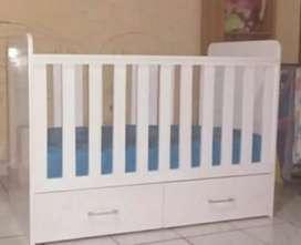 Tempat tidur untuk bayi