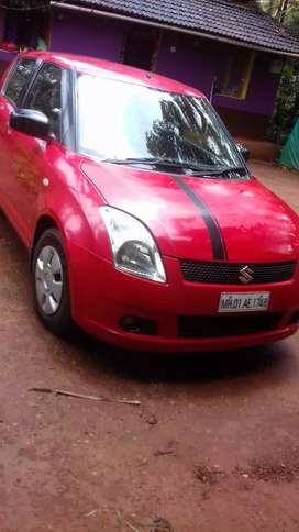 Maruti Suzuki Swift 2007 with good condition and good milage vehiclr