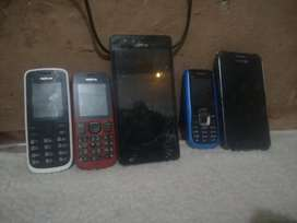 Nokia samsung neffos g right sub sell karne he