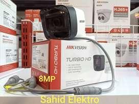 Paket Camera CCTV Terlengkap Pasang All Wilayah Hikvision