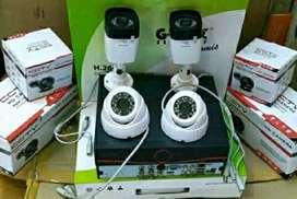 Harga promo paket komplit kamera CCTV area ciomas