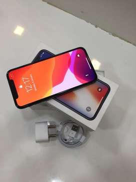IPHONE X 64GB FLAWLESS CONDITION ₹₹