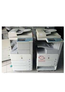 Mesin fotocopy Canon seken dan Baru bonus toner